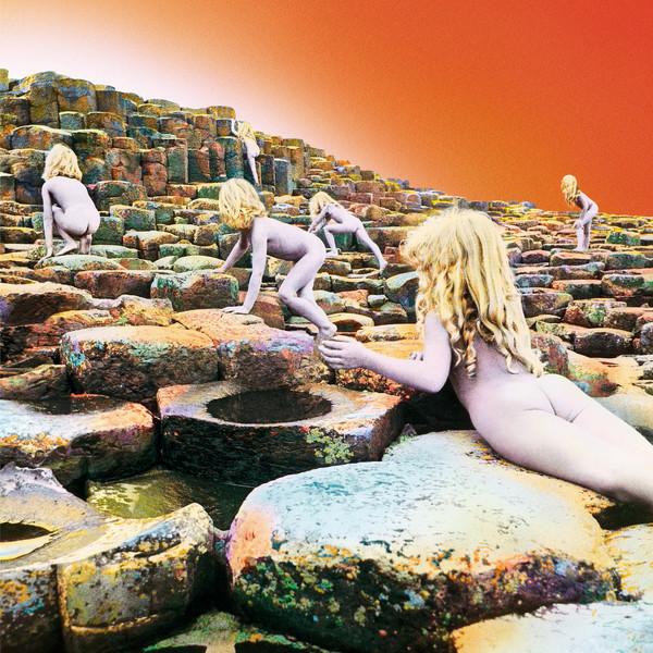 Led Zeppelin Houses Of The Holy Vinyl