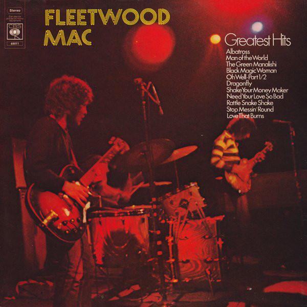 Fleetwood Mac Fleetwood Mac Greatest Hits