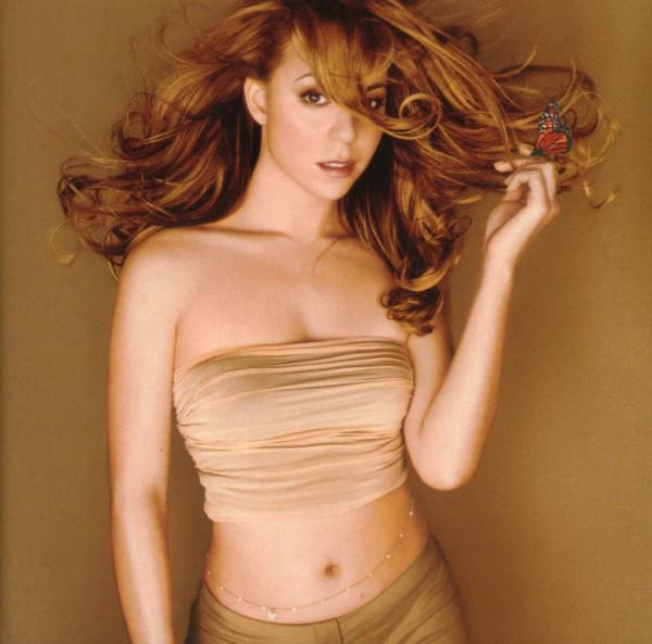 Carey, Mariah Butterfly CD