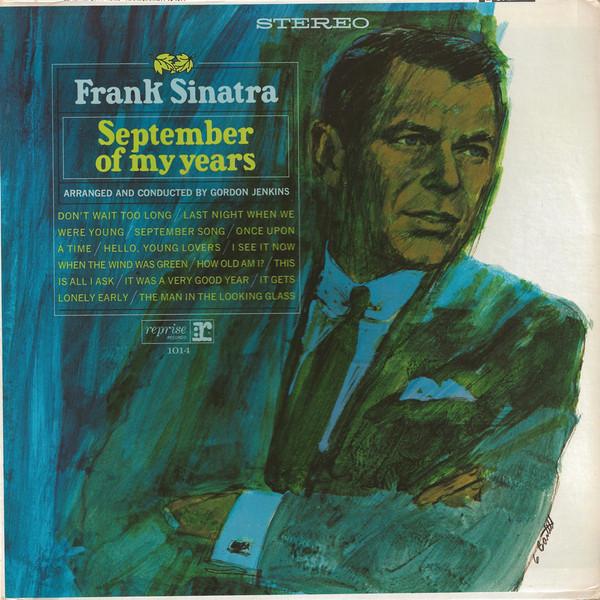 Sinatra, Frank September Of My Years