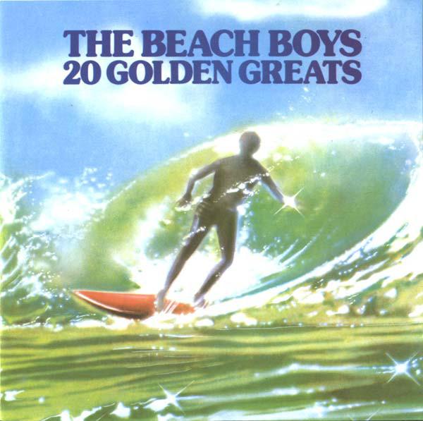 The Beach Boys 20 Golden Greats
