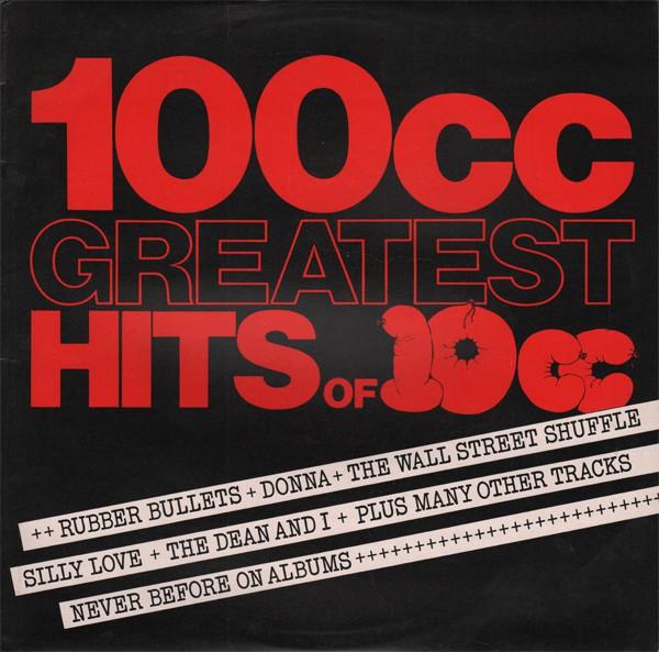 10CC 100cc Greatest Hits Of 10cc Vinyl