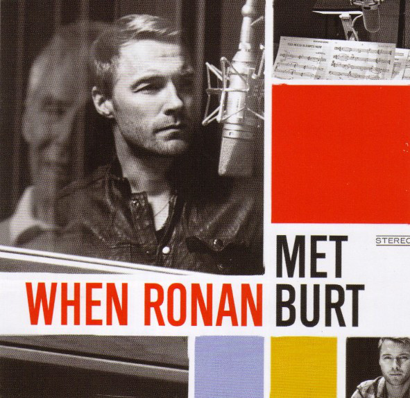 Keating, Ronan & Burt Bacharach When Ronan Met Burt CD