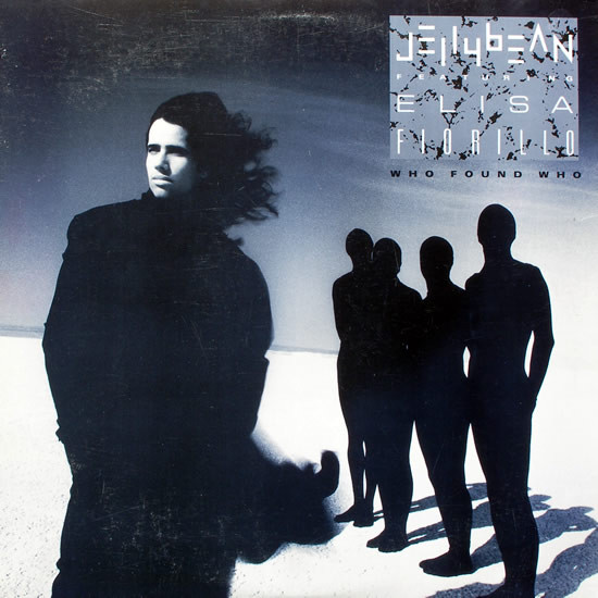 Jellybean Who Found Who Vinyl
