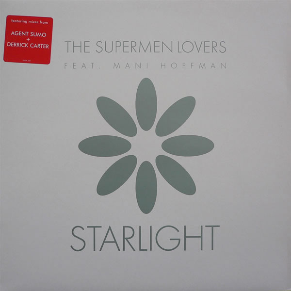 The Supermen Lovers Starlight Vinyl