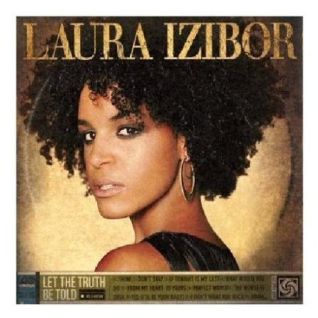 Izibor, Laura Let The Truth Be Told Vinyl