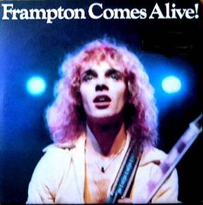 Frampton, Peter Frampton Comes Alive Vinyl