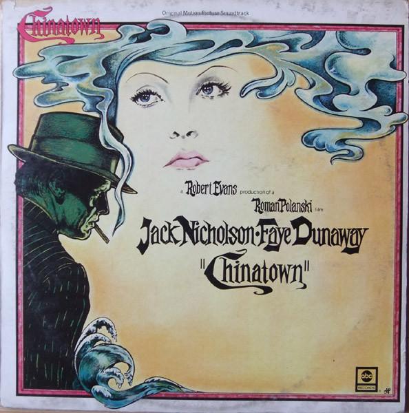 Jerry Goldsmith Chinatown (Original Motion Picture Soundtrack) Vinyl