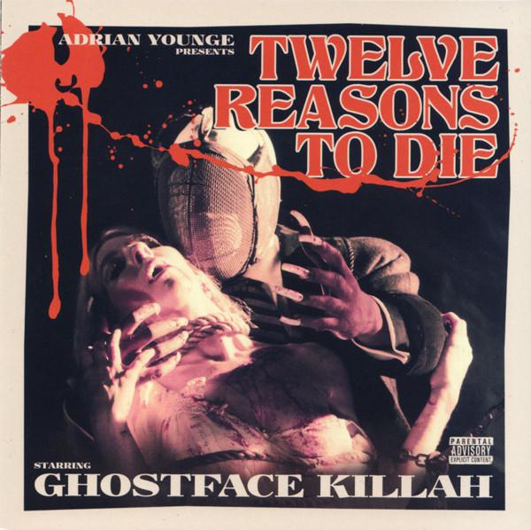 Ghostface Killah & Adrian Younge Twelve Reasons To Die