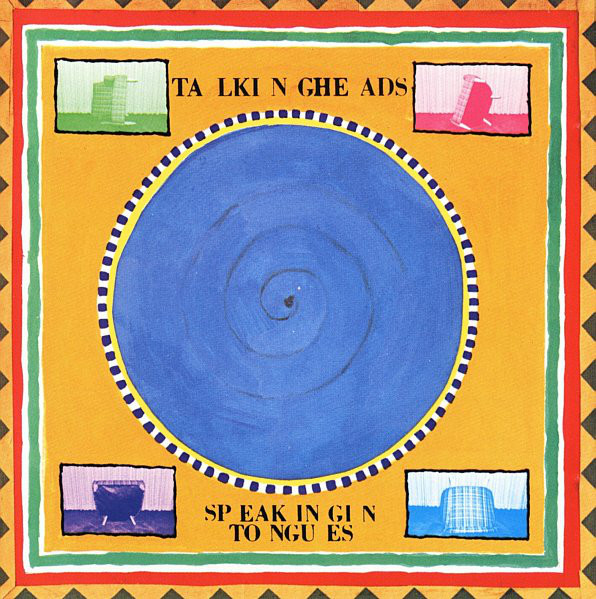 Talking Heads Speaking In Tongues Vinyl
