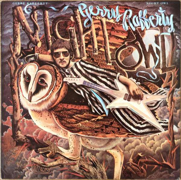 Rafferty, Gerry Night Owl Vinyl