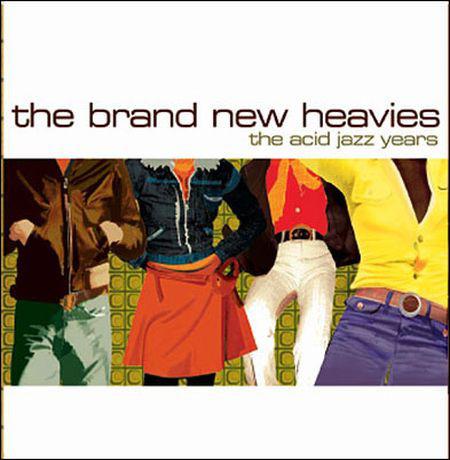 Brand New Heavies (The) The Acid Jazz Years