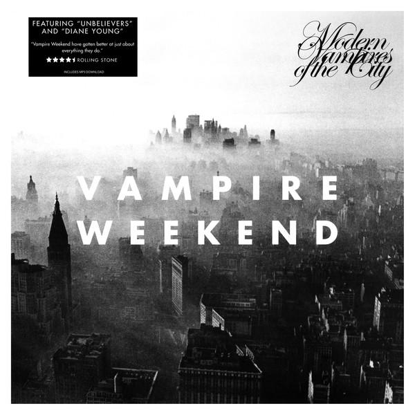 Vampire Weekend Modern Vampires Of The City Vinyl