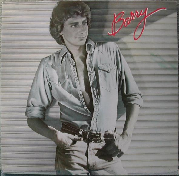 Manilow, Barry Barry Vinyl