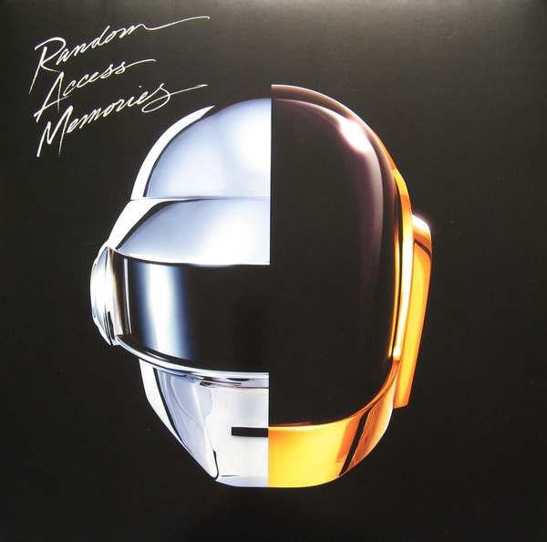 Daft Punk Random Access Memories Vinyl