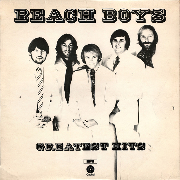 Beach Boys Beach Boys Greatest Hits