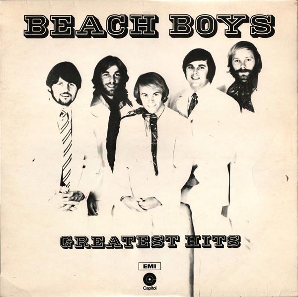 Beach Boys Greatest Hits Vinyl