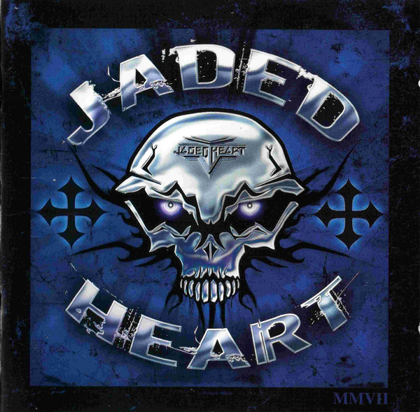Jaded Heart Sinister Mind CD