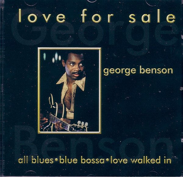 Benson, George Love For Sale