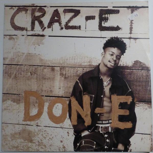 Don-E Crazy Vinyl