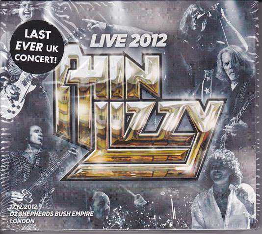 Thin Lizzy Live 2012