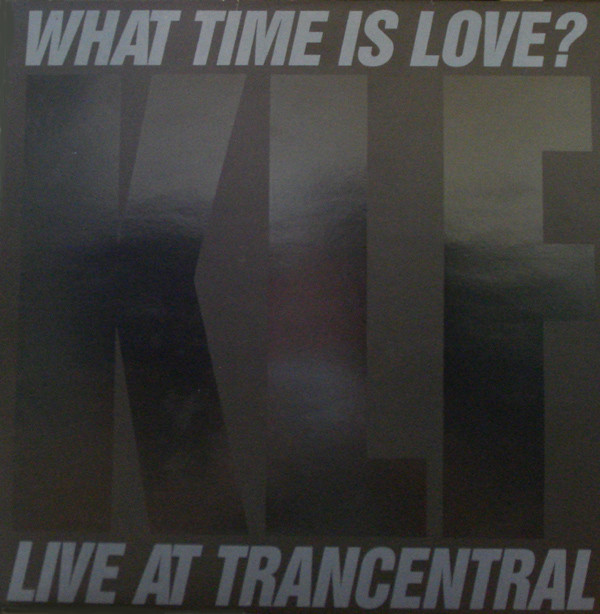 The KLF What Time Is Love? (Live At Trancentral)
