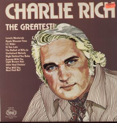 Rich, Charlie The Greatest