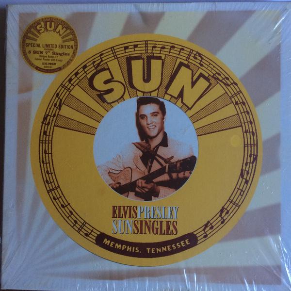 Presley, Elvis Sun Singles