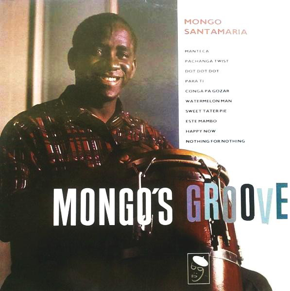 Mongo Santamaria Mongo's Groove Vinyl