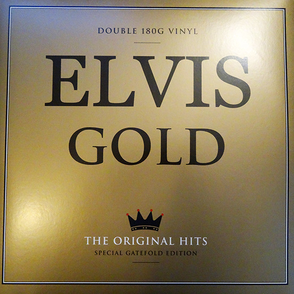 Presley, Elvis Elvis Gold The Original Hits