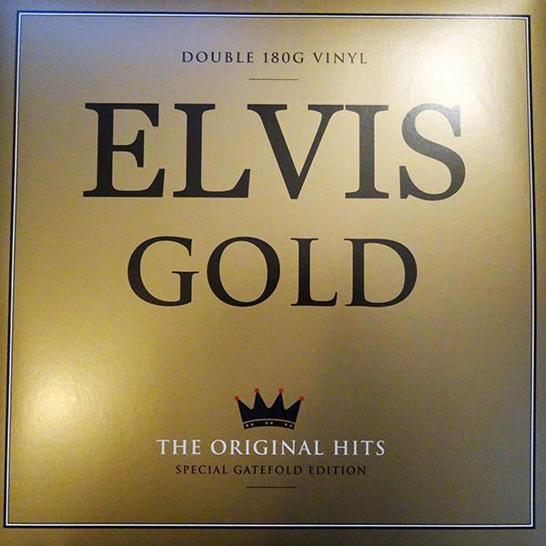 Elvis Presley Elvis Gold The Original Hits Vinyl