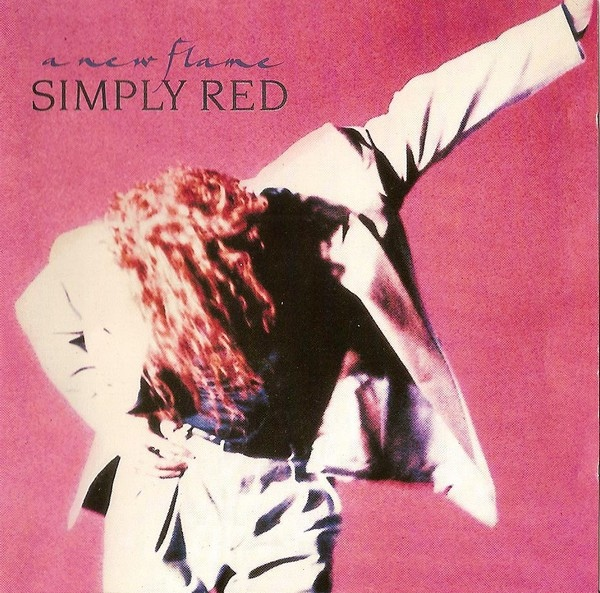 Simply Red A New Flame