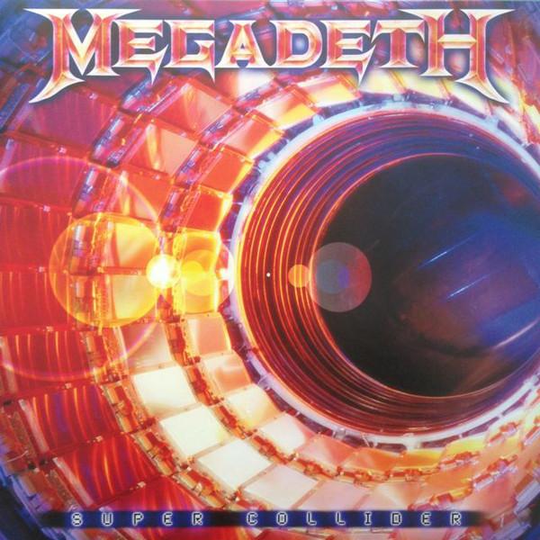 Megadeth Super Collider Vinyl