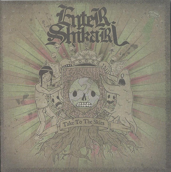 Enter Shikari Take To The Skies Vinyl