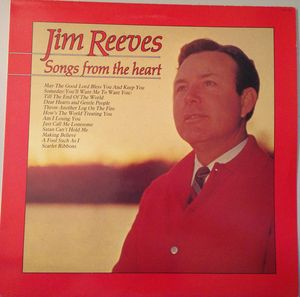 Reeves, Jim Songs From The heart
