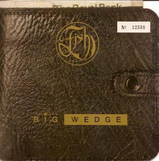 Fish Big Wedge Vinyl