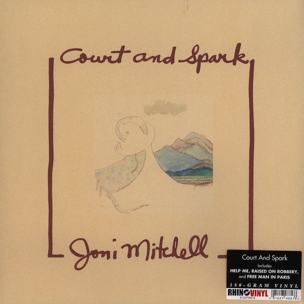 Joni Mitchell Count And Spark