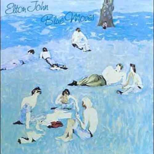John, Elton Blue Moves