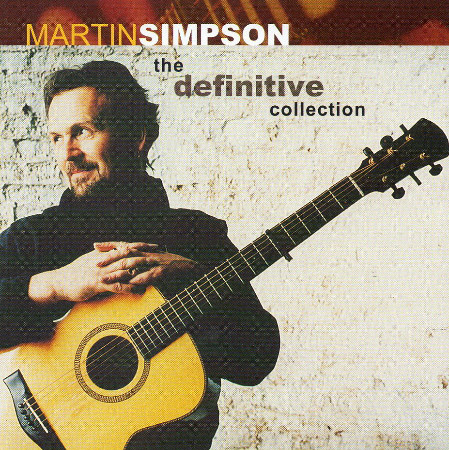 Simpson, Martin The Definitive Collection Vinyl
