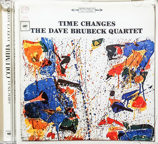 Brubeck, Dave Time Changes