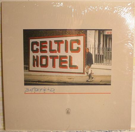 Battlefield Band Celtic Hotel Vinyl