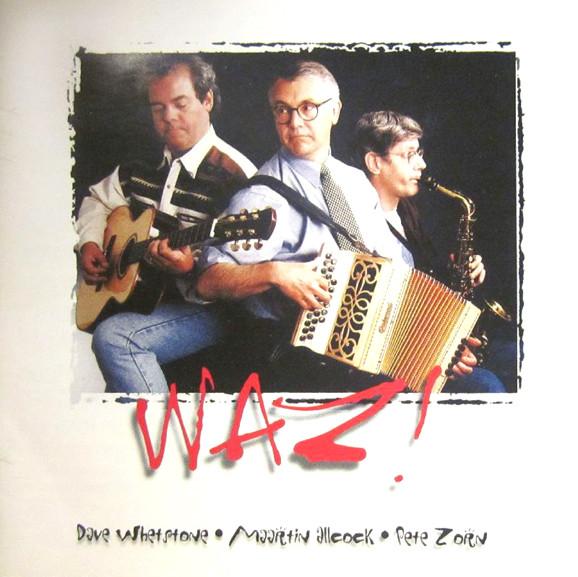 Waz! Waz! CD