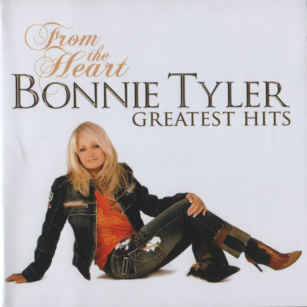 Bonnie Tyler From The Heart - Bonnie Tyler Greatest Hits CD