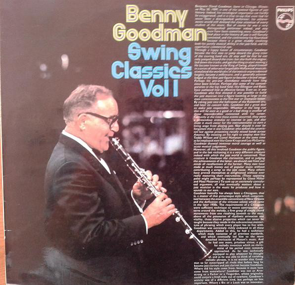 Goodman, Benny Swing Classics Vol 1