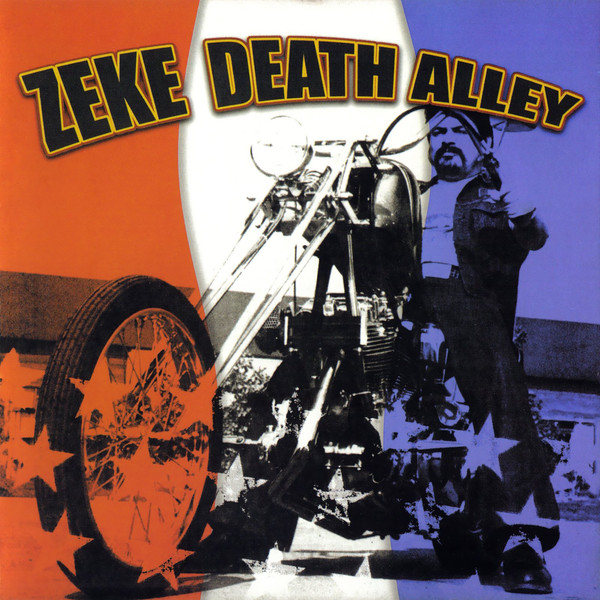Zeke Death Alley CD