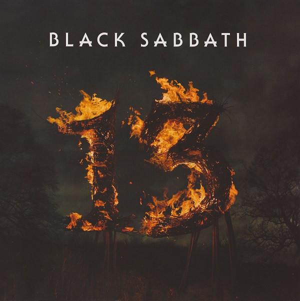 Black Sabbath 13 Vinyl
