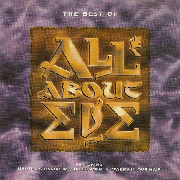 All About Eve The Best Of All About Eve CD