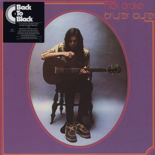 Nick Drake Bryter Layter Vinyl