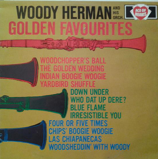 Woody Herman Golden Favourites