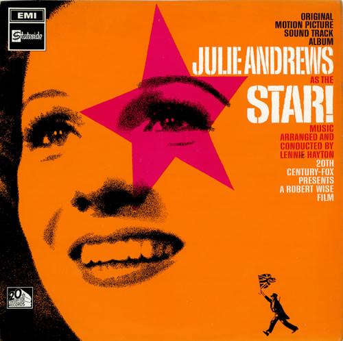 Julie Andrews Star! Vinyl